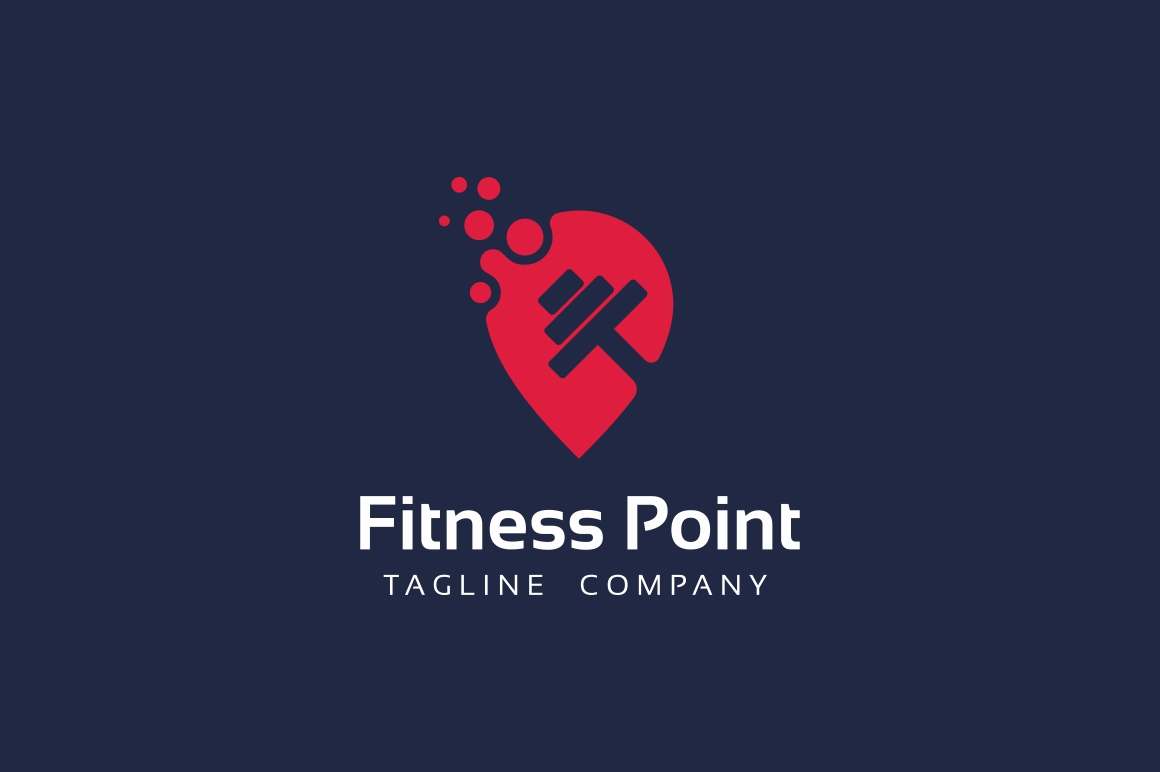 Fitness Point Logo example image 2