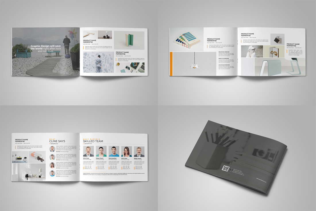 Portfolio Brochure Bundle example image 13
