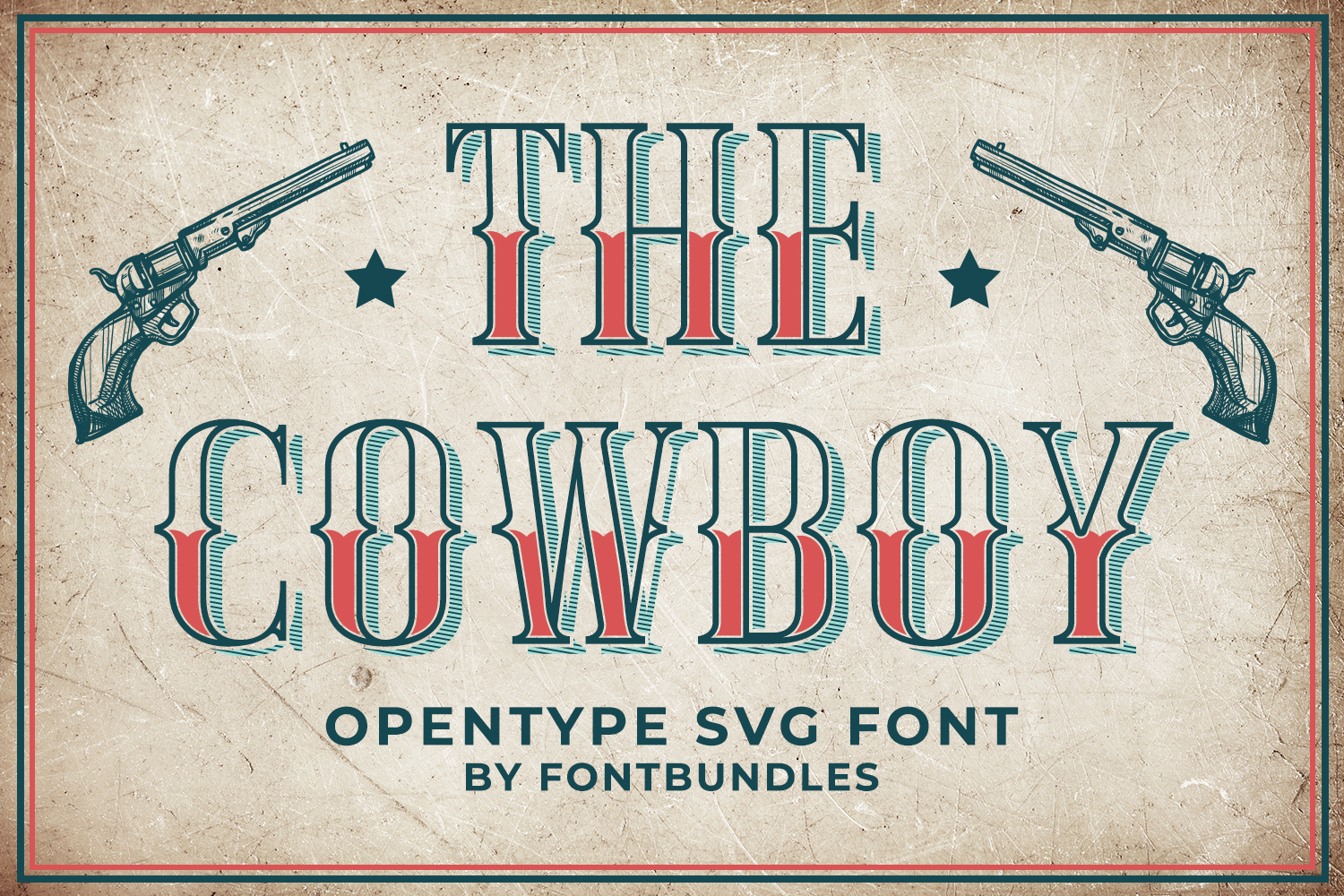 The Cowboy example image 1