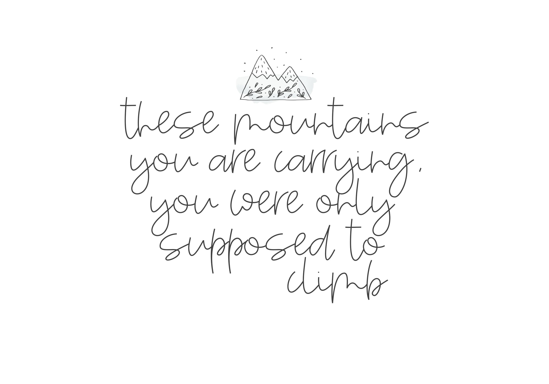 Sunshine - A Handwritten Script Font example image 5