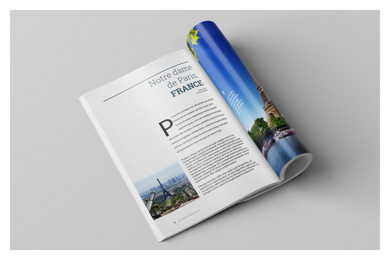 Multipurpose Magazine Template example image 7