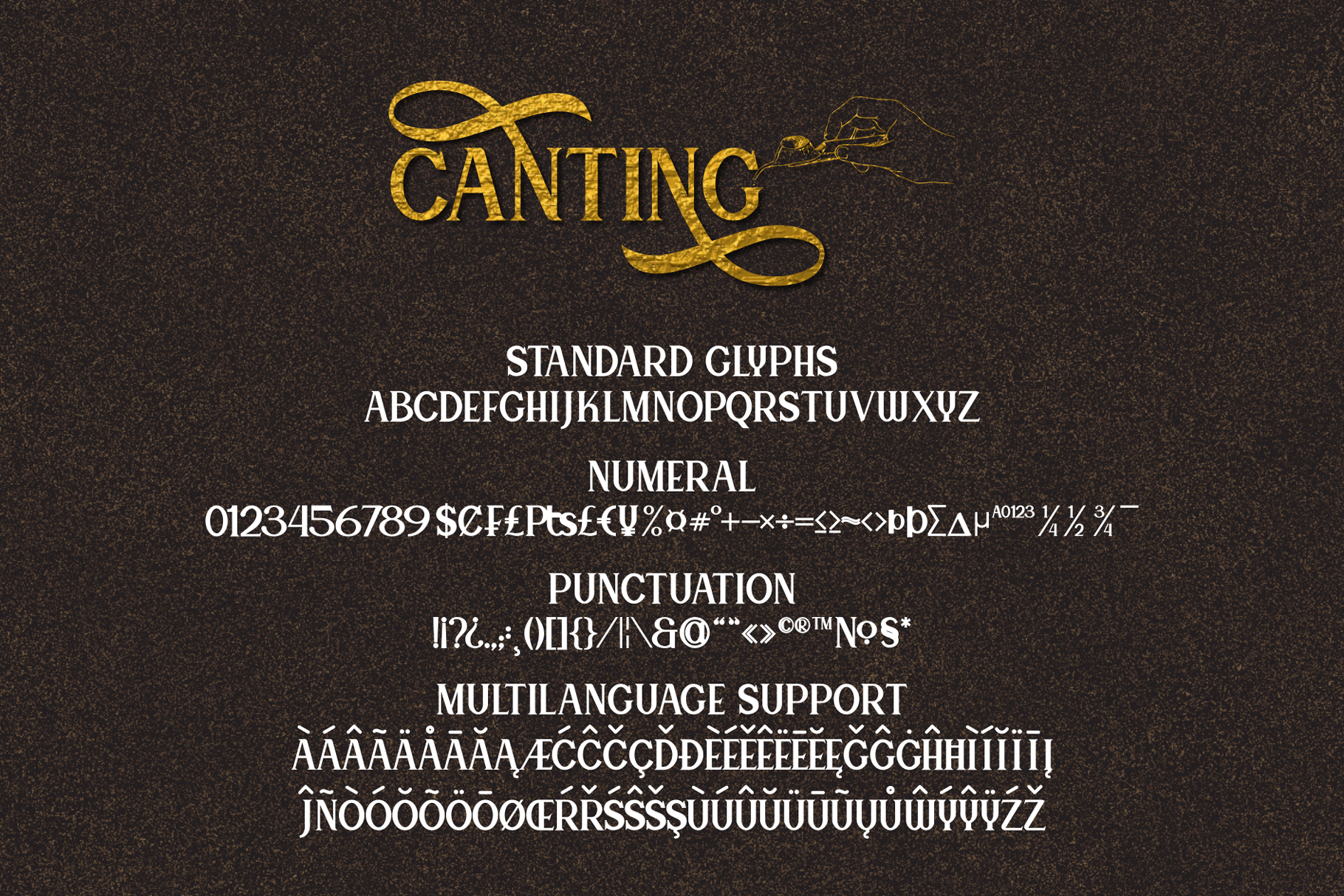 Canting example image 11