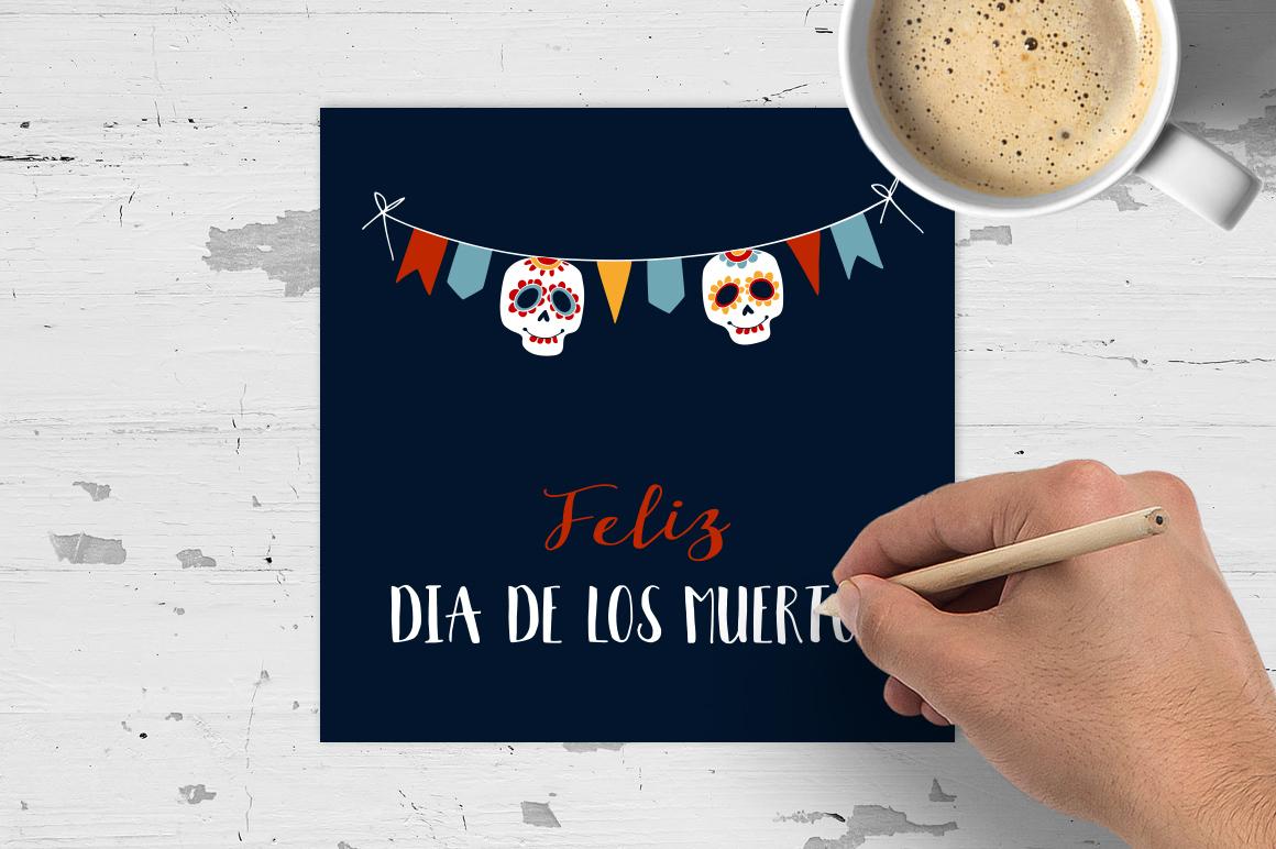 Dia de los Muertos example image 2