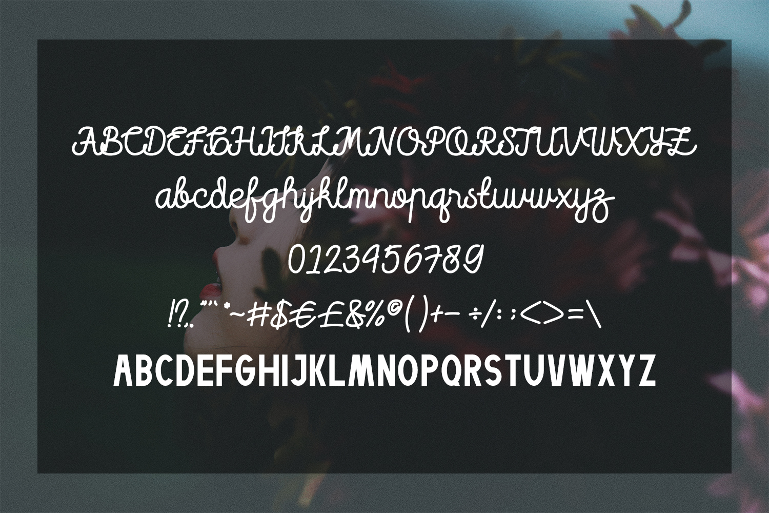 Doubbble Helllo Font Duo example image 5