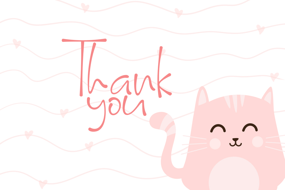 Pinky Cat example image 8