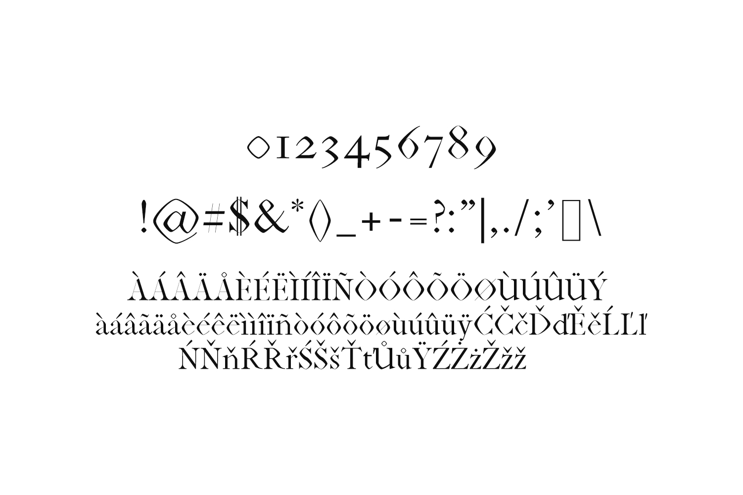 Janecia Serif Typeface example image 4