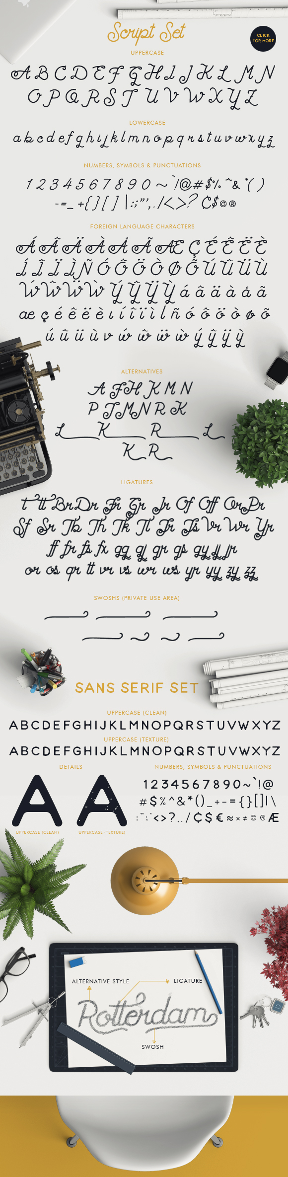 Landon Script example image 4