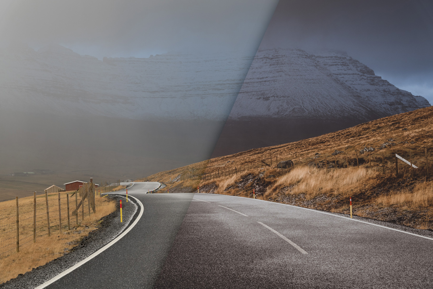 Lightroom Presets for Dark and Moody Landscapes example image 4