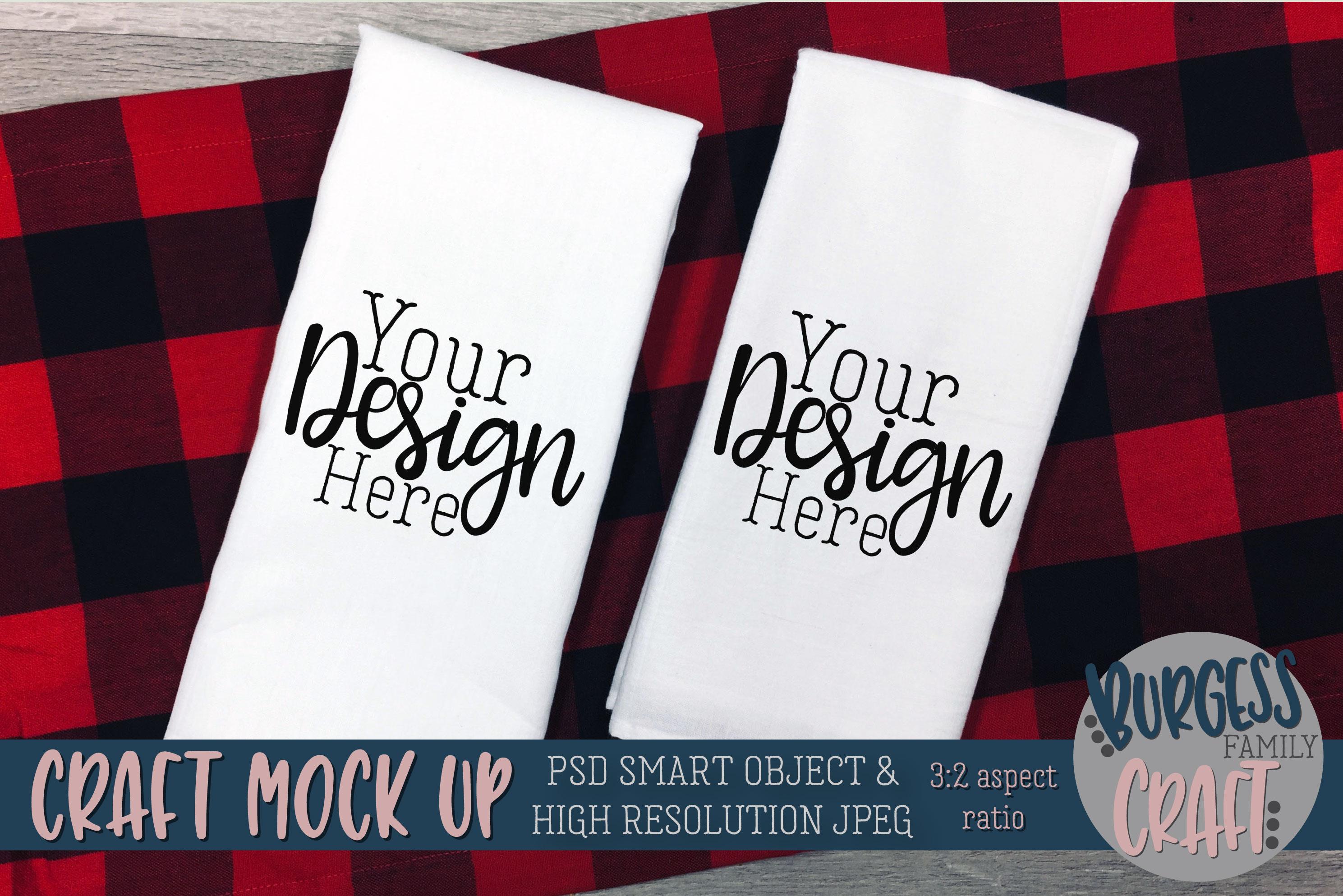 Favorite Craft mock up Bundle | PSD & JPEG example image 4
