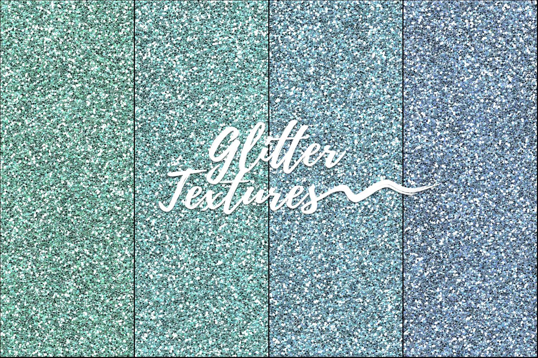 30 Glitter Shades of Rainbow Photoshop Patterns,Backgrounds example image 5