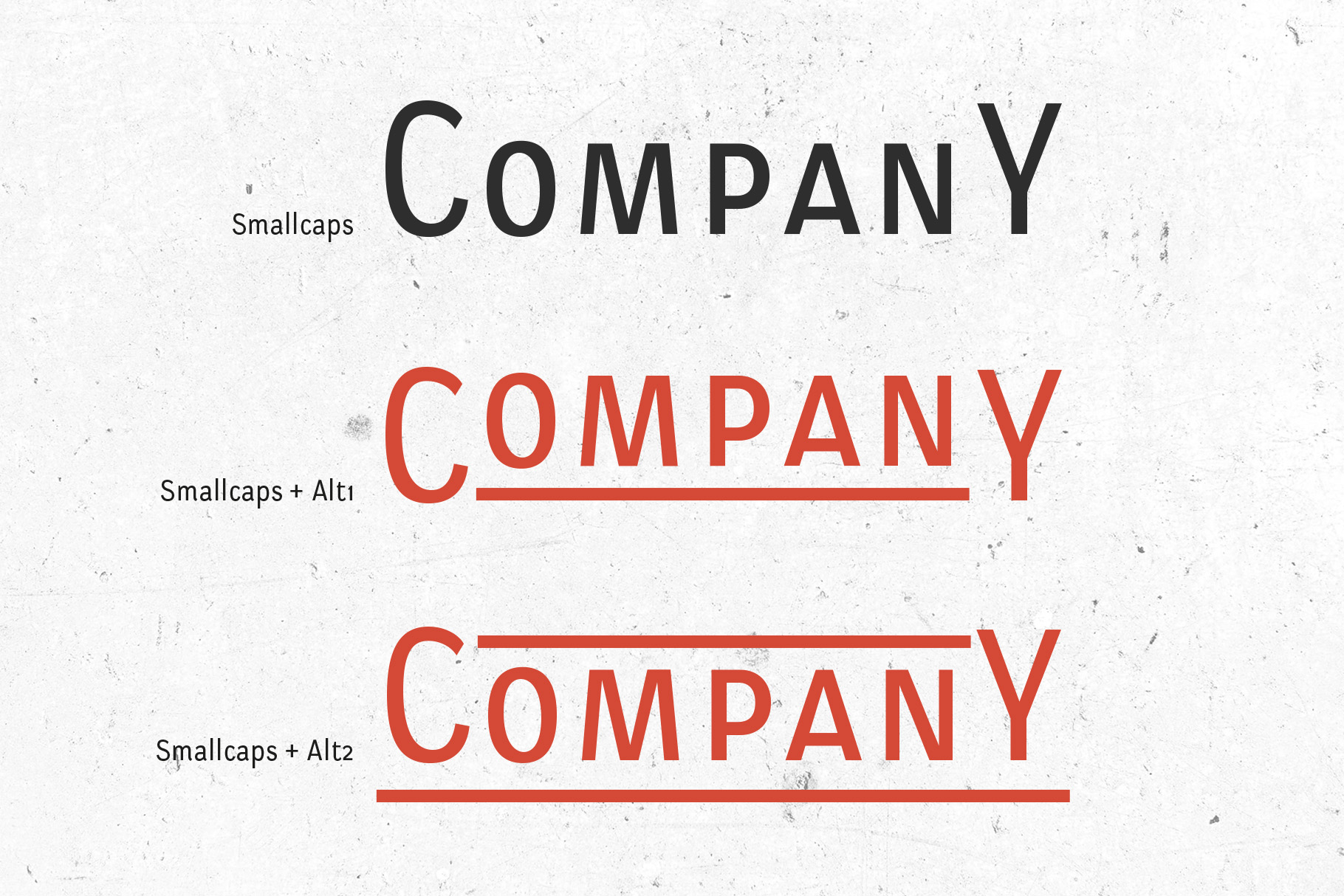 Niceto Typeface example image 4