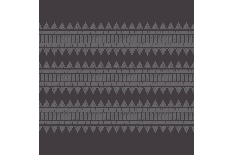 Ethnic boho ornament. Set of 10 seamless patterns. example image 9