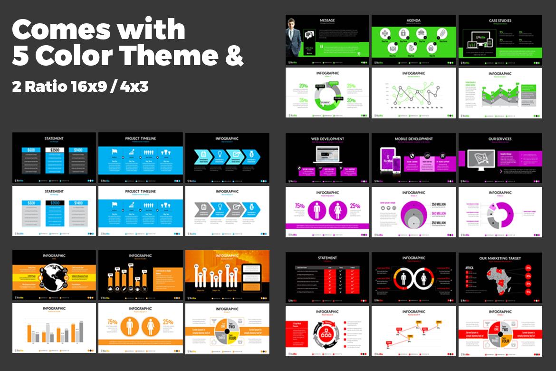 Multipurpose Business Presentation example image 5