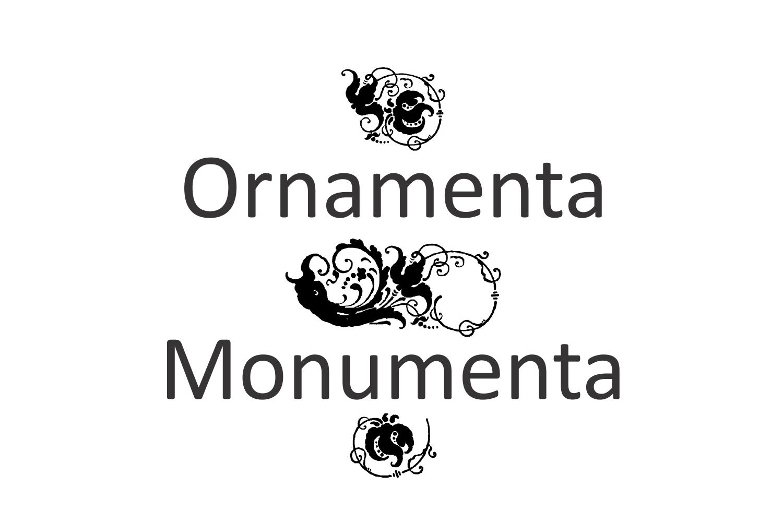 Ornamenta Monumenta example image 2