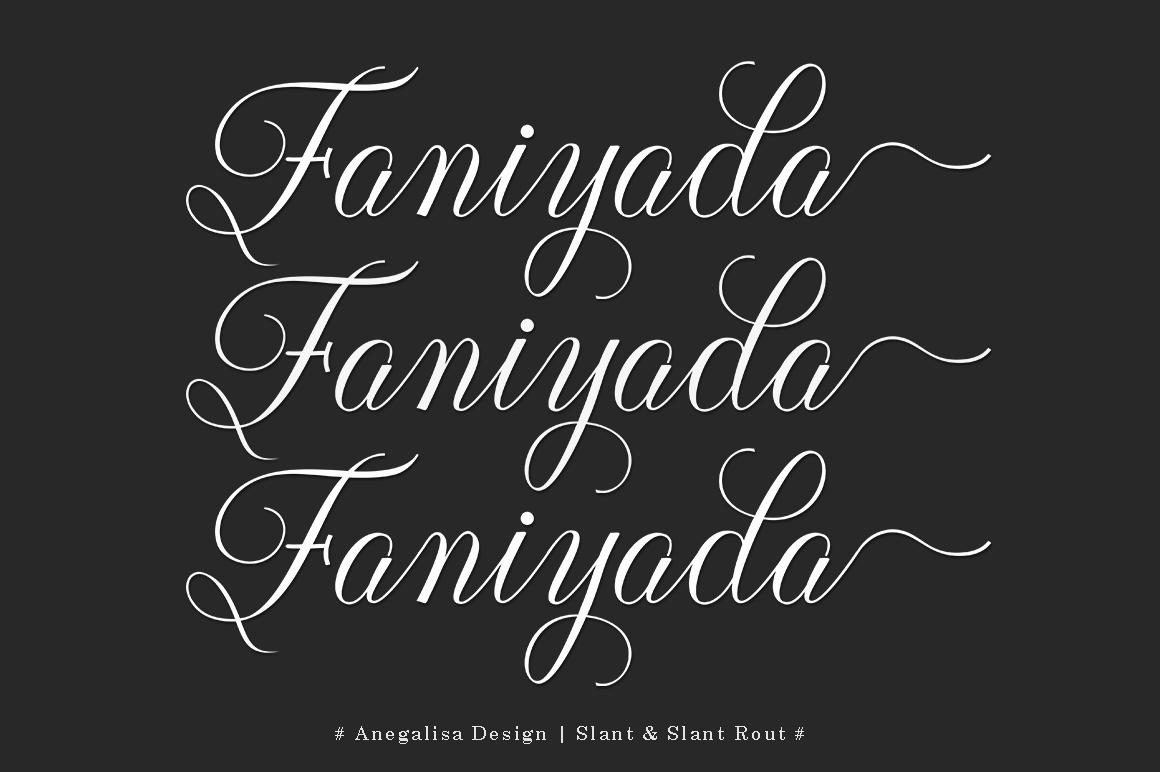 Anegalisa Design example image 6