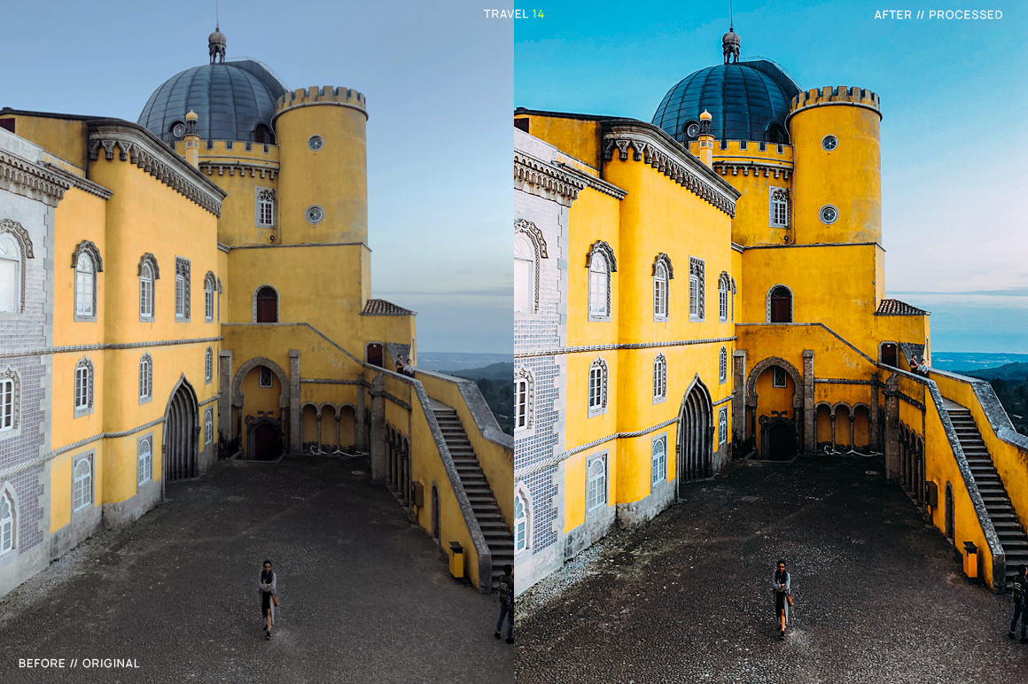 25 Travel Presets for Lightroom example image 16
