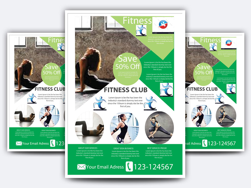 Fitness Flyer example image 3