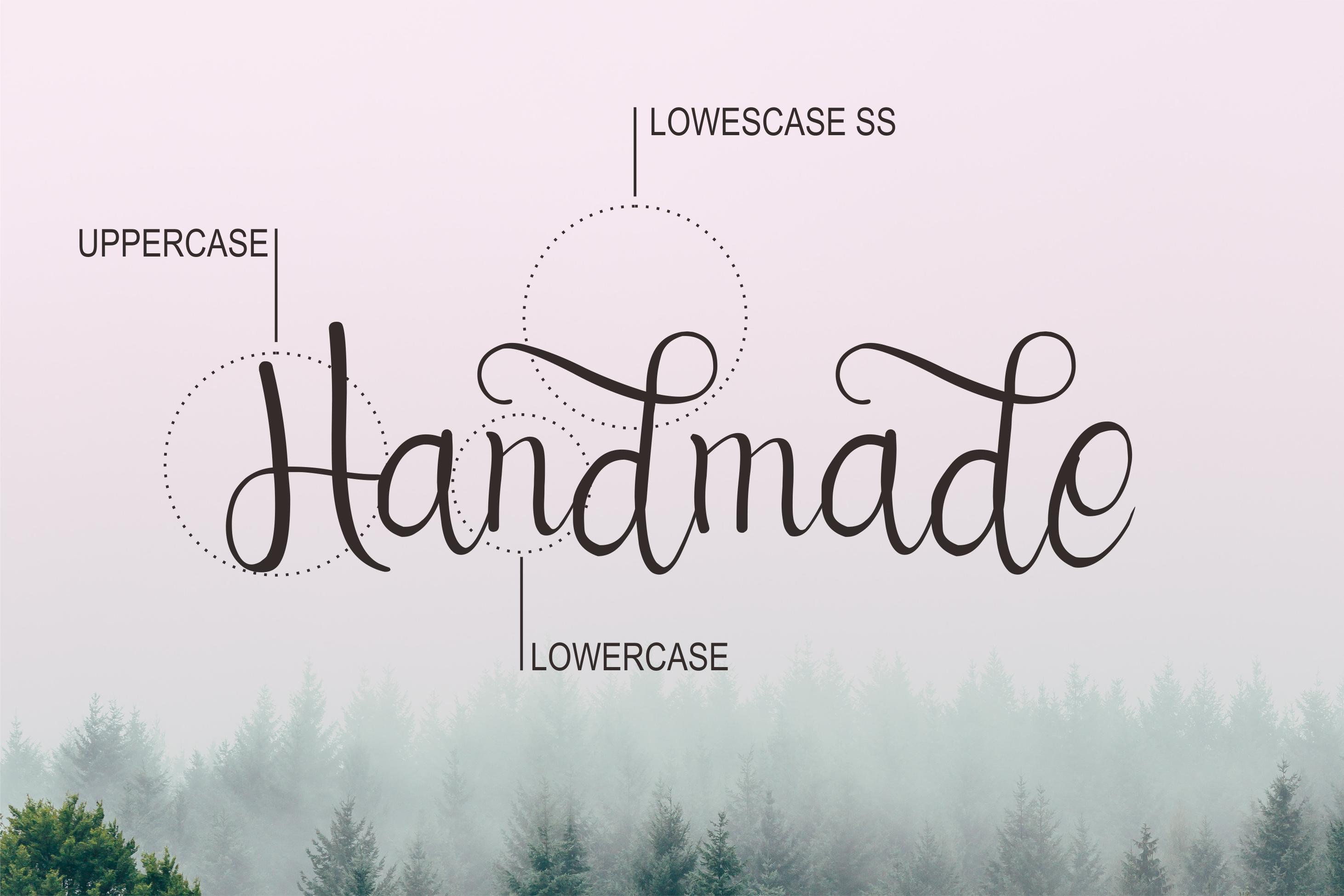 Beautype - Simple Script Font example image 9