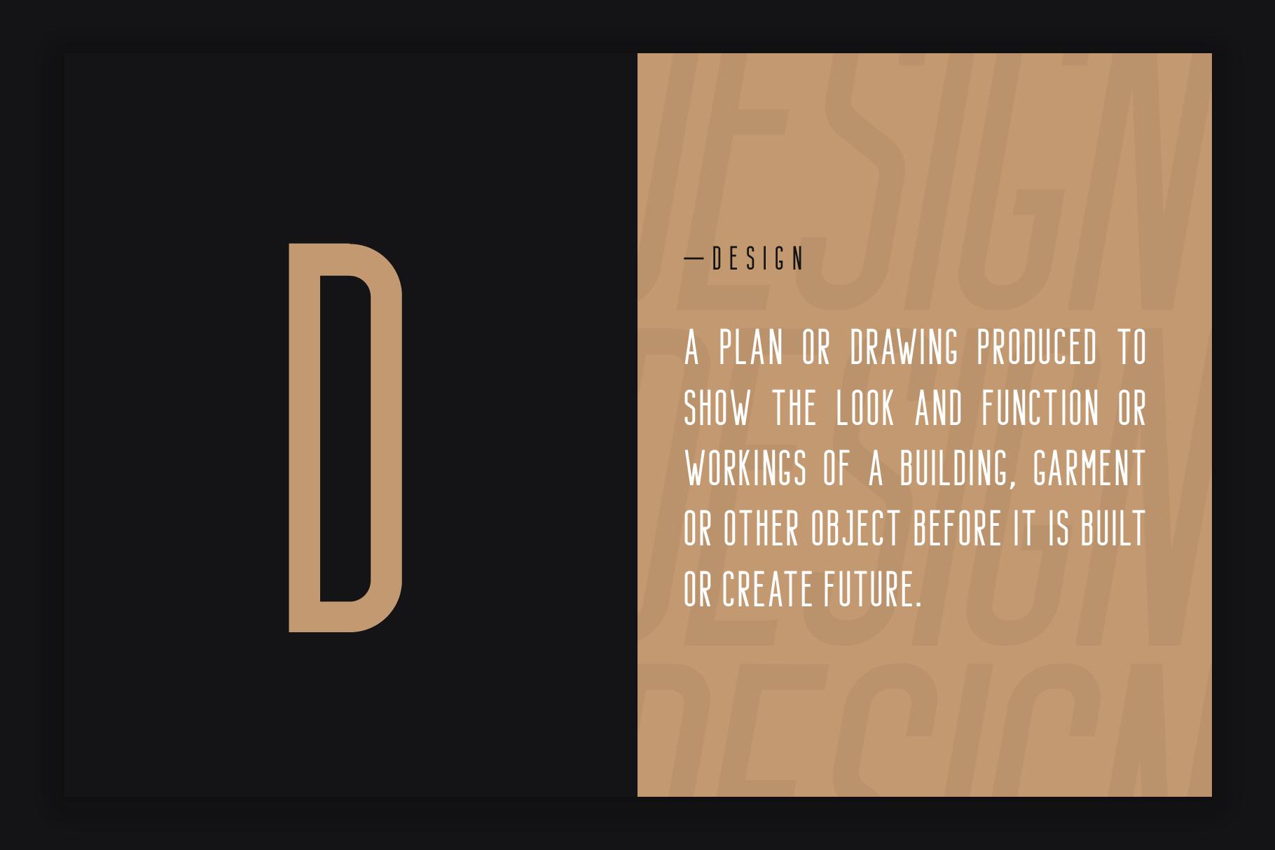 Bondie - Condensed Sans Serif example image 3