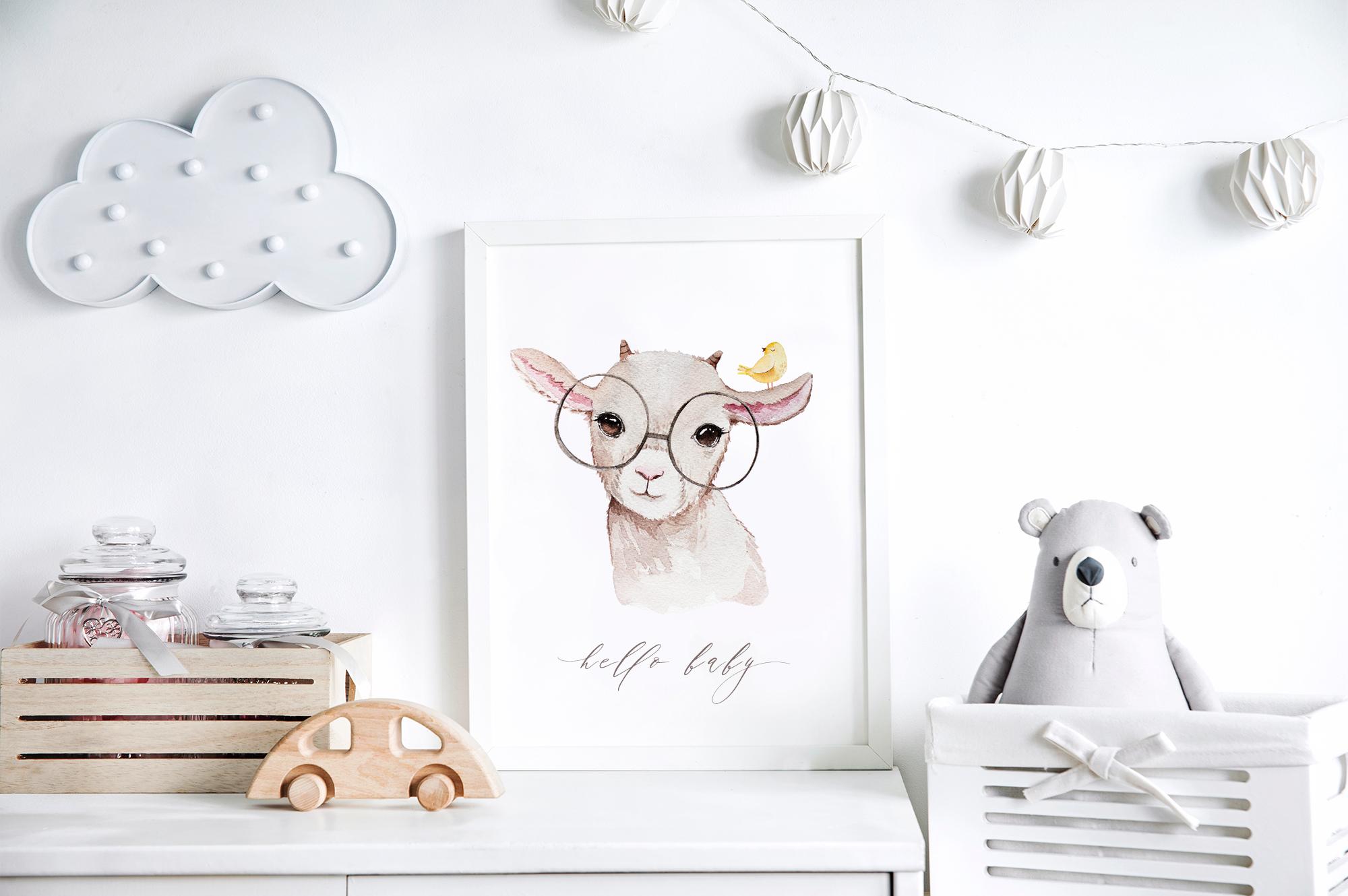 Cutest Farm Animals Set example image 10