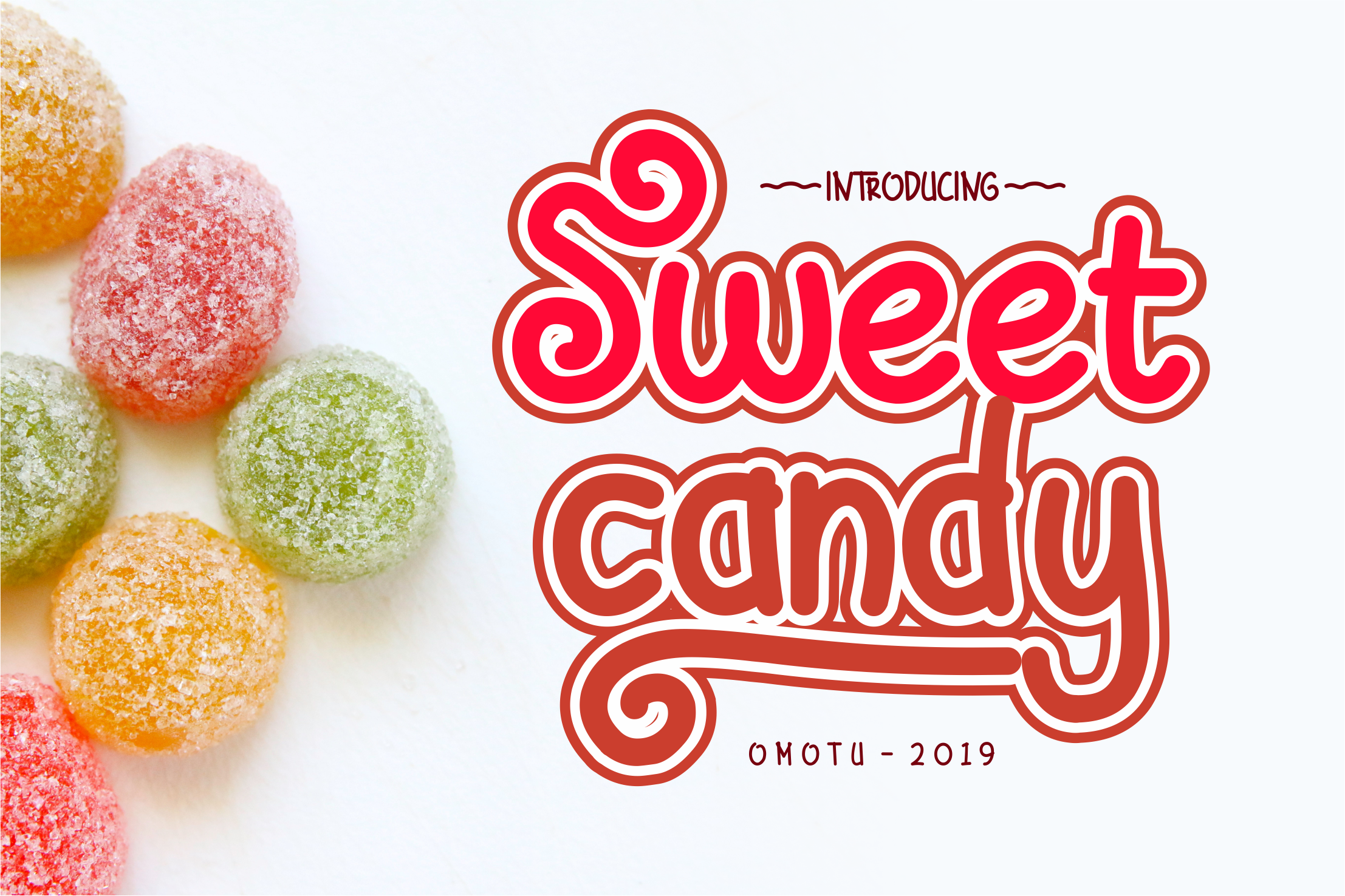 Sweet Candy example image 1