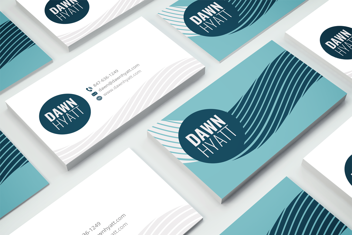 Graphic Artist Business Card example image 1