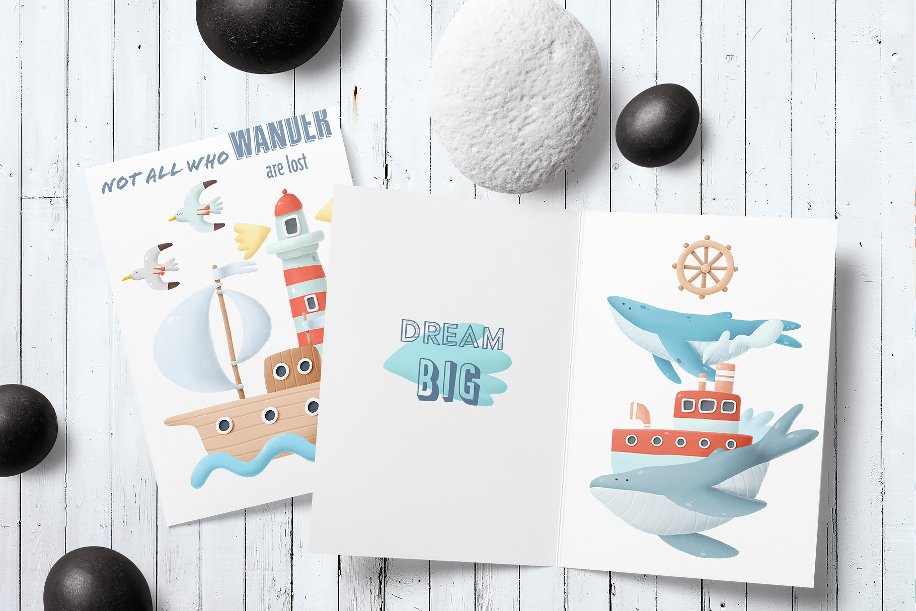 Nautical clip art collection example image 2