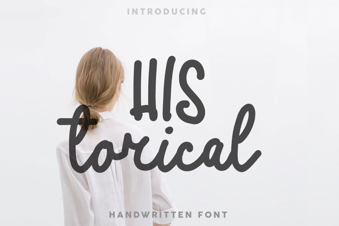 147 IN 1 Font Bundle SALE! example image 8