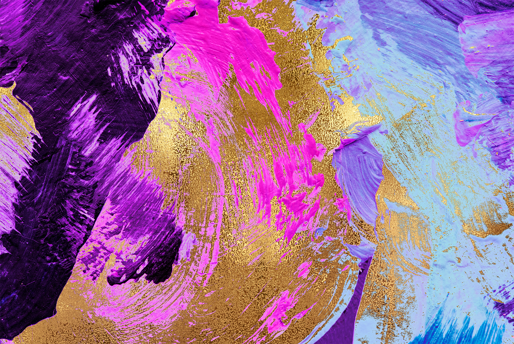 Gold & Painted Backgrounds example image 9