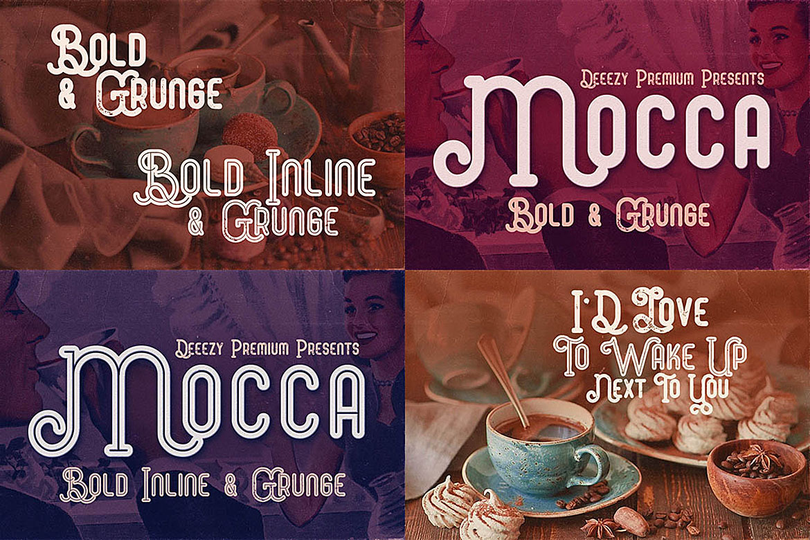 5 Fonts Bundle 1 example image 7