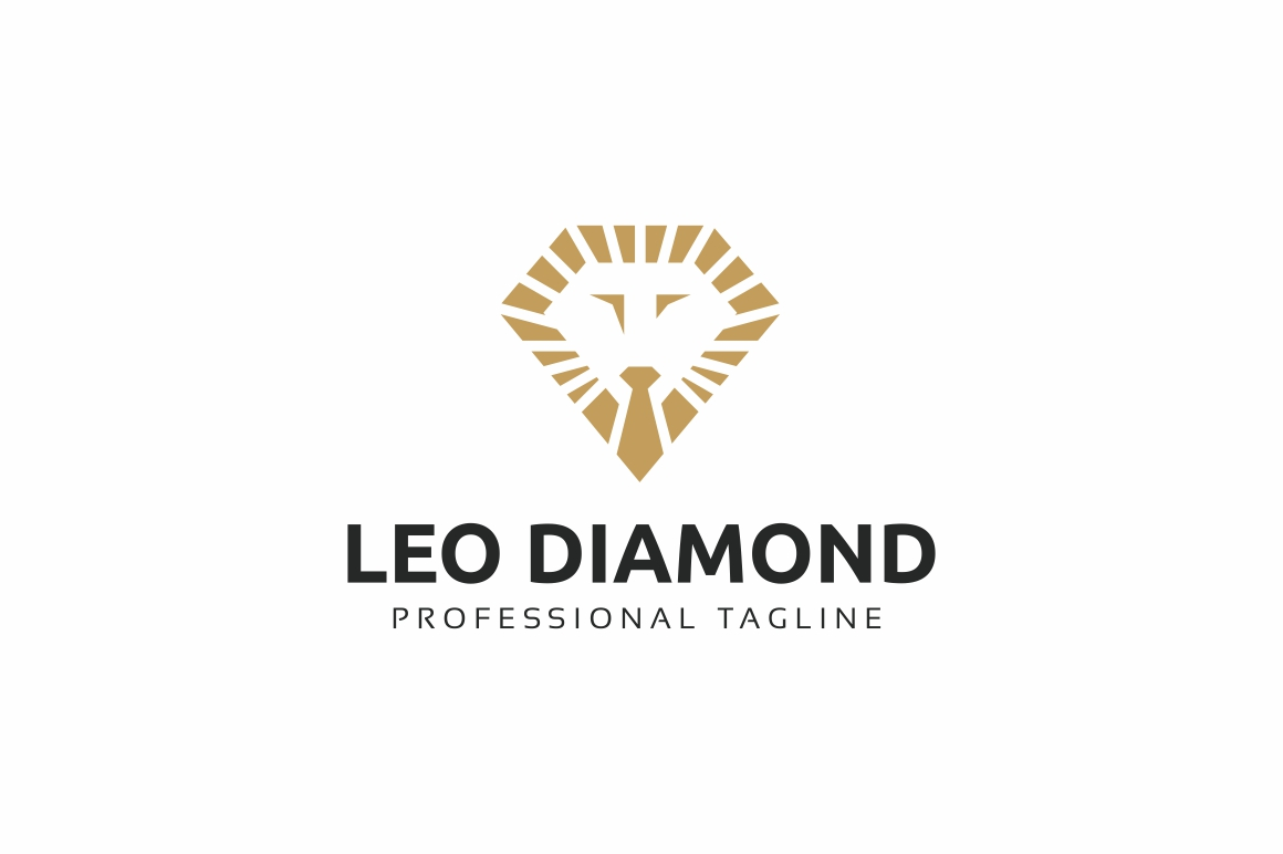 Lion Diamond Logo example image 2