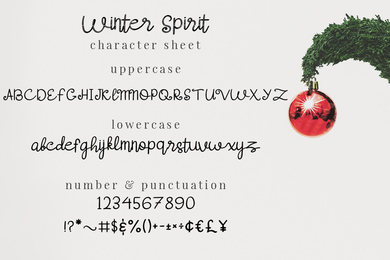 Winter Spirit example image 4