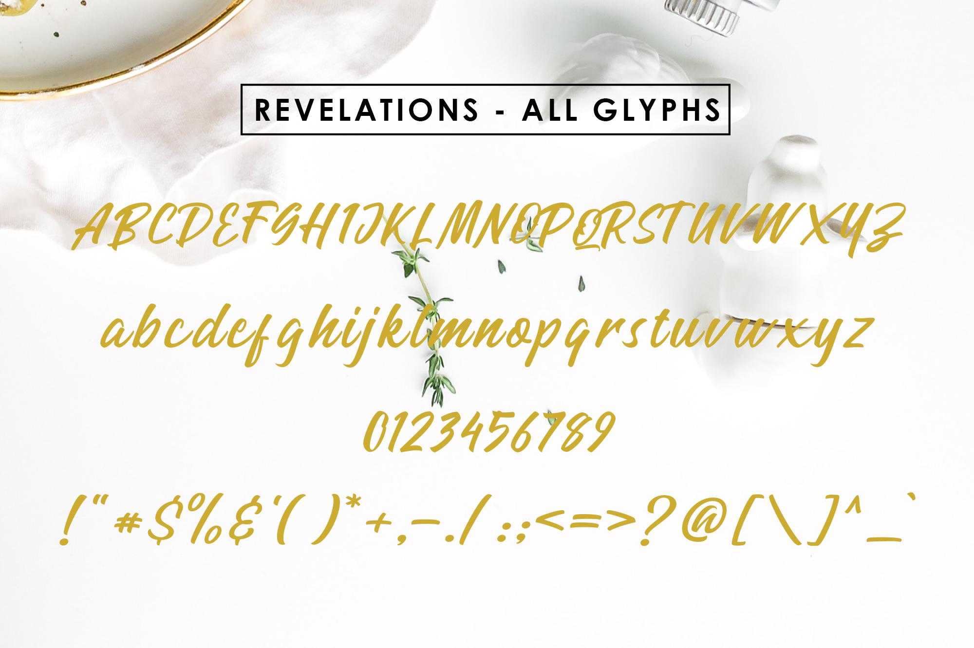 Revelations example image 4
