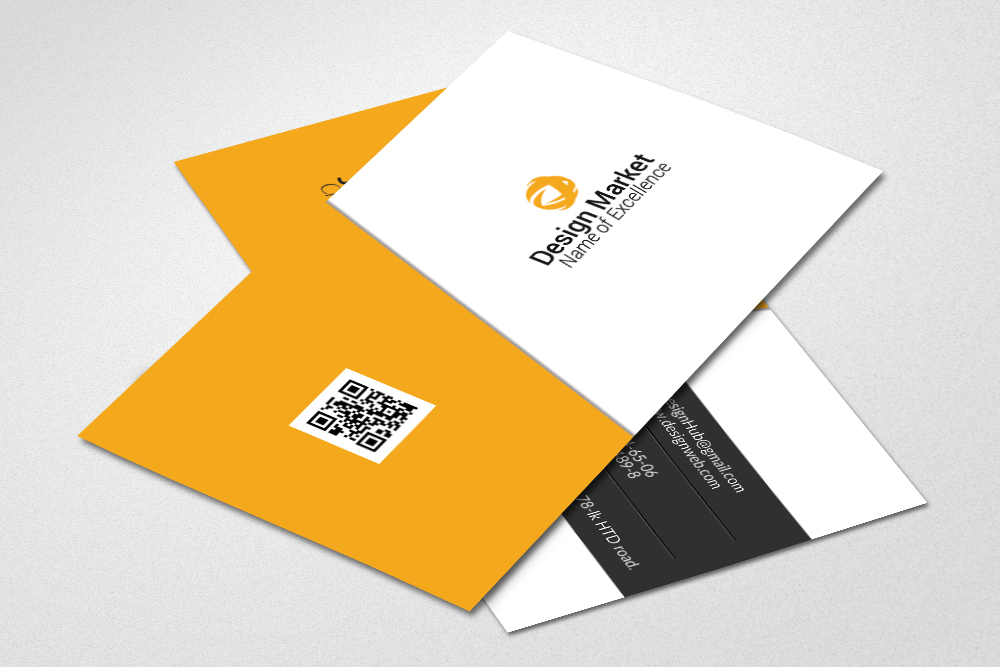 Business Cards Psd Templates example image 3