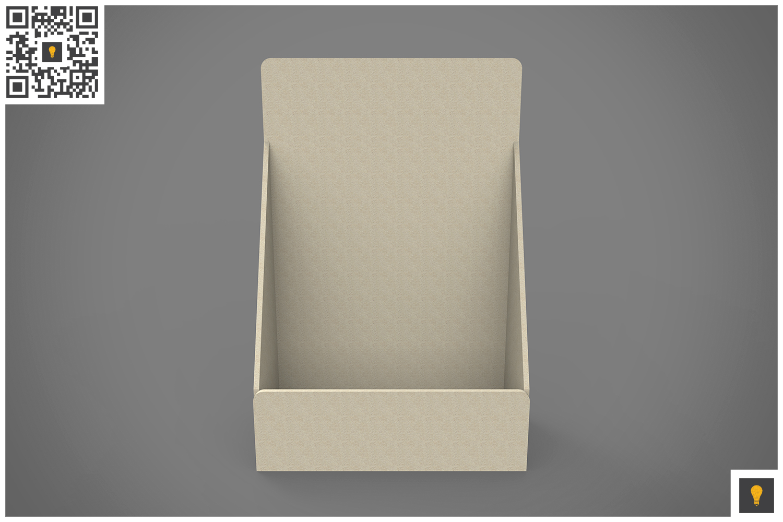 Table Top Display 3D Render example image 8