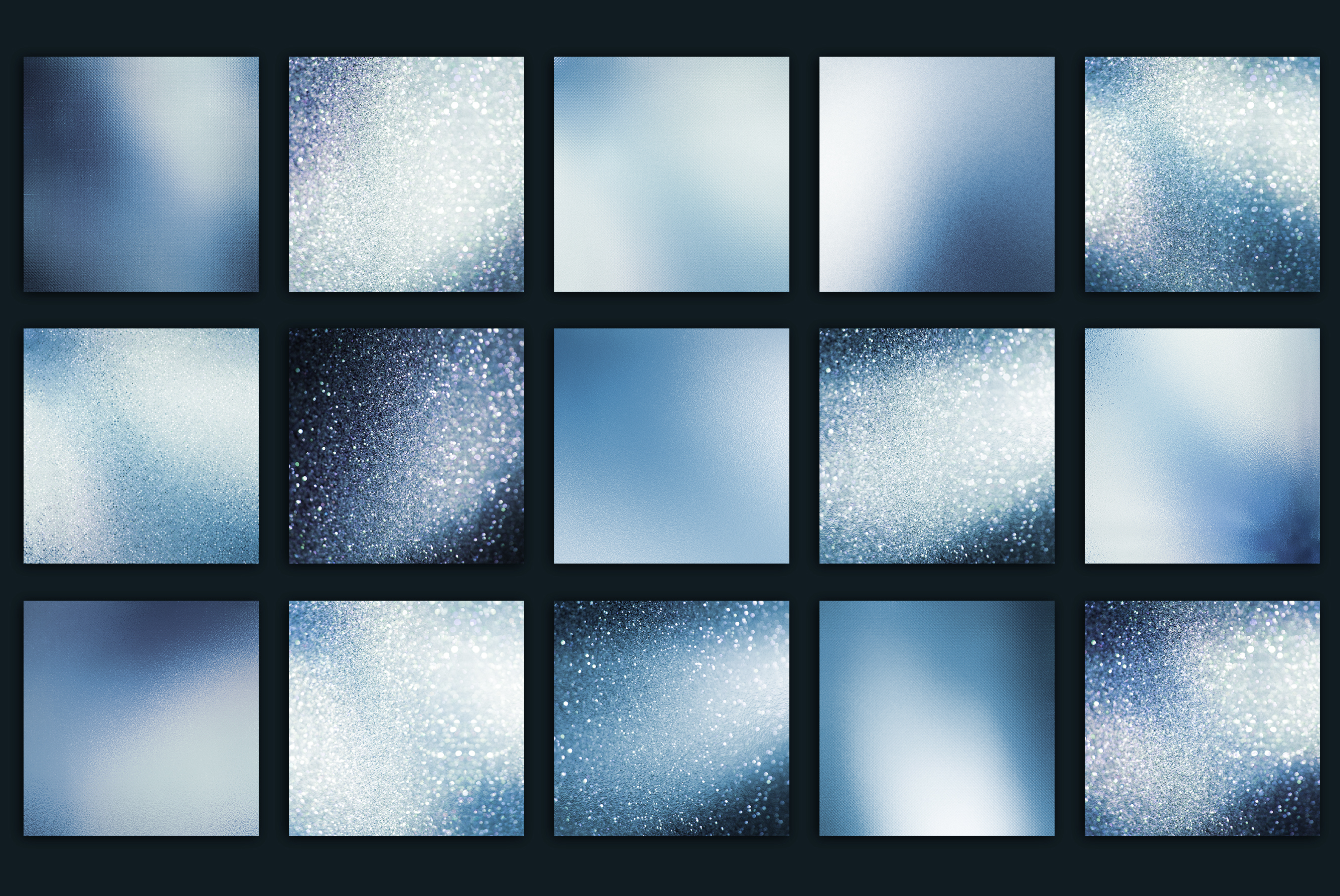 Iridescent and Glitter 180 Textures BUNDLE example image 15