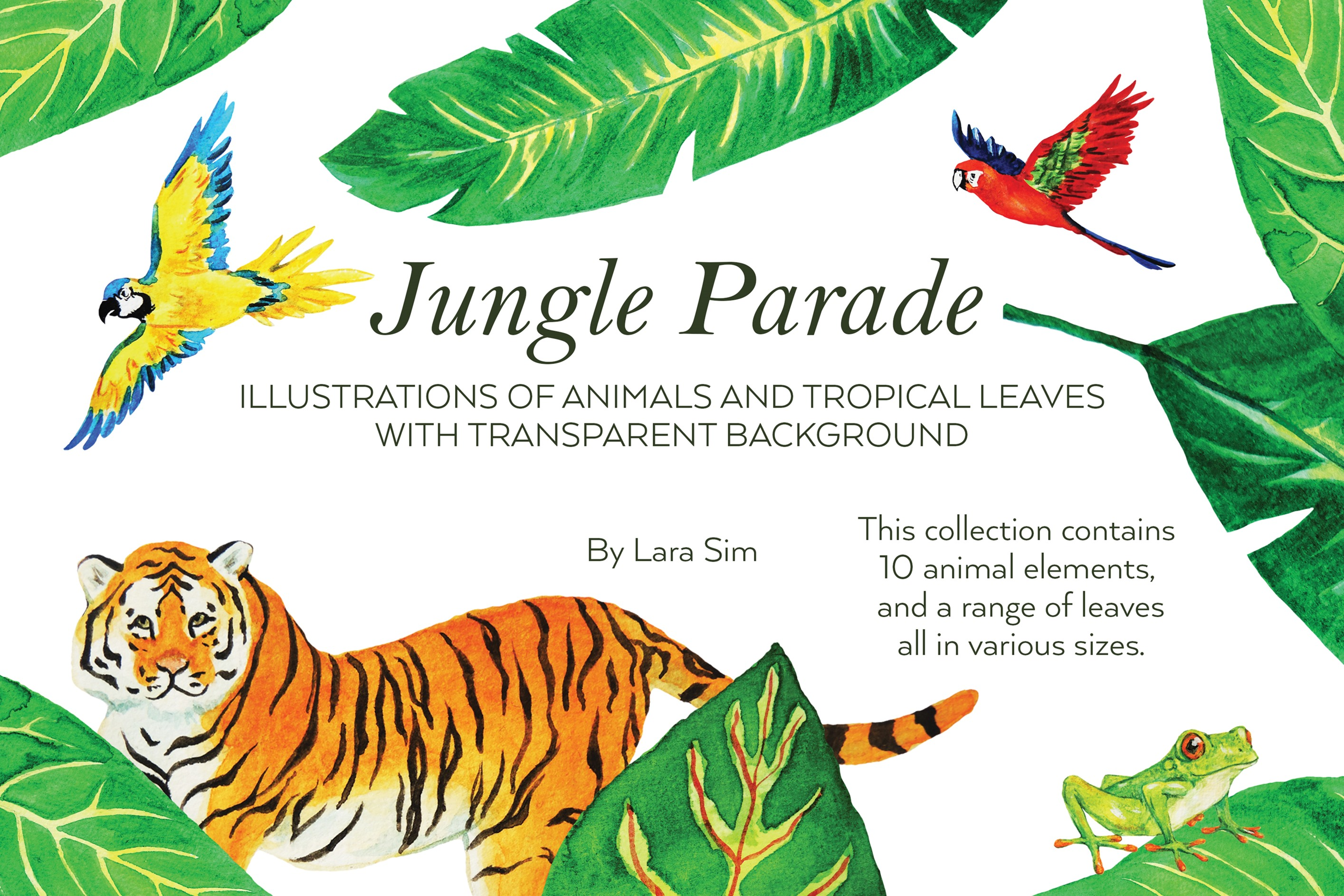 Jungle Parade example image 1