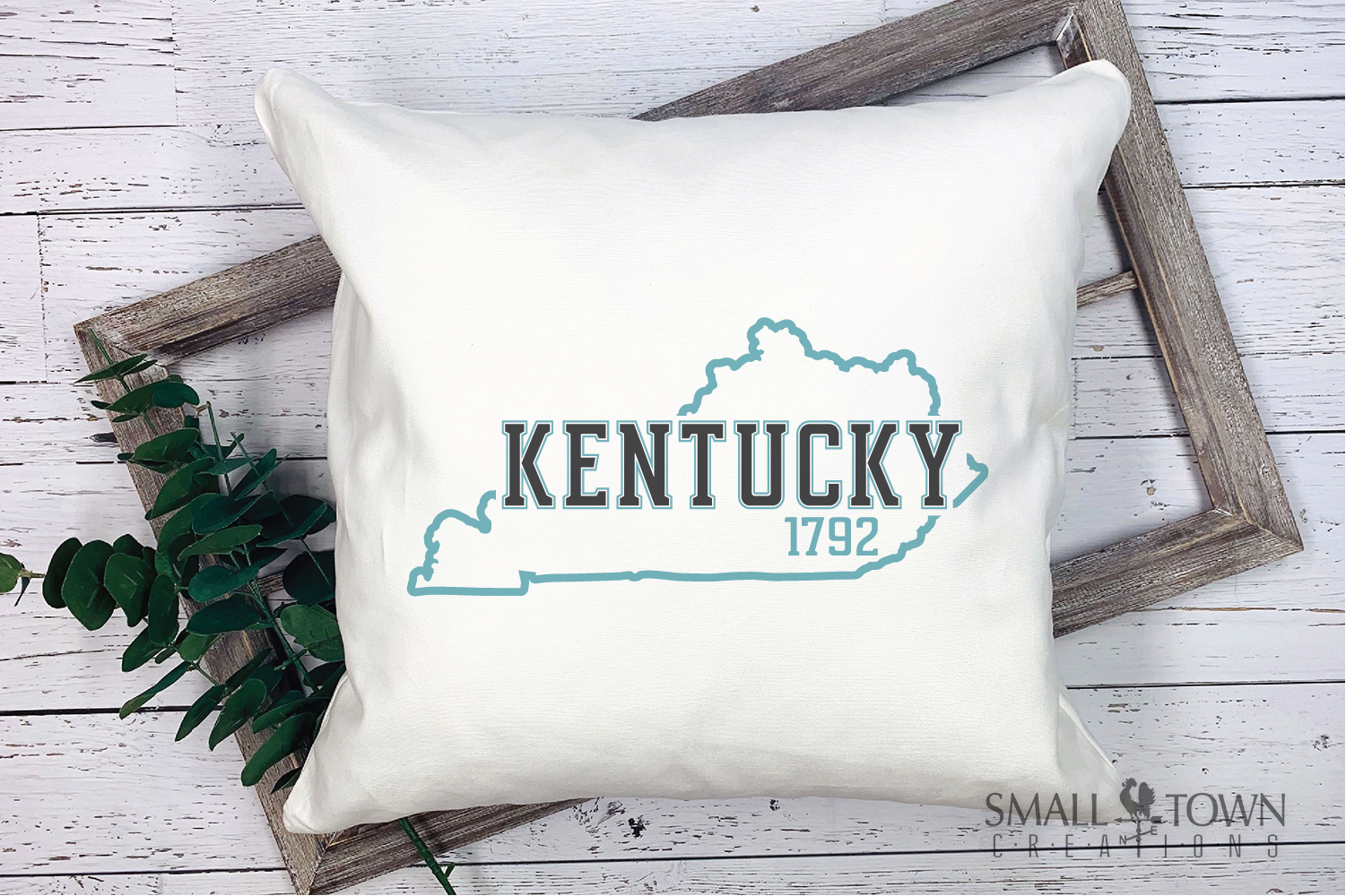 Kentucky, Bluegrass State-slogan, Logo, PRINT, CUT & DESIGN example image 5