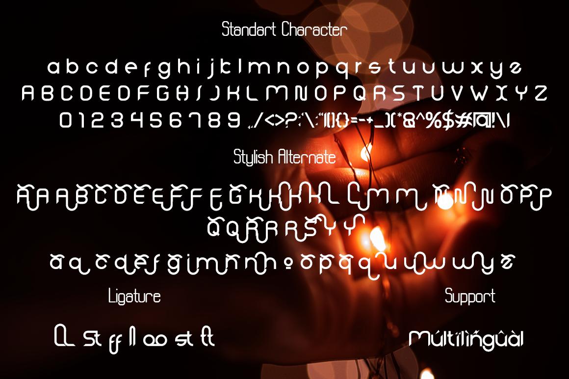 Roasted - Retro Typeface example image 7