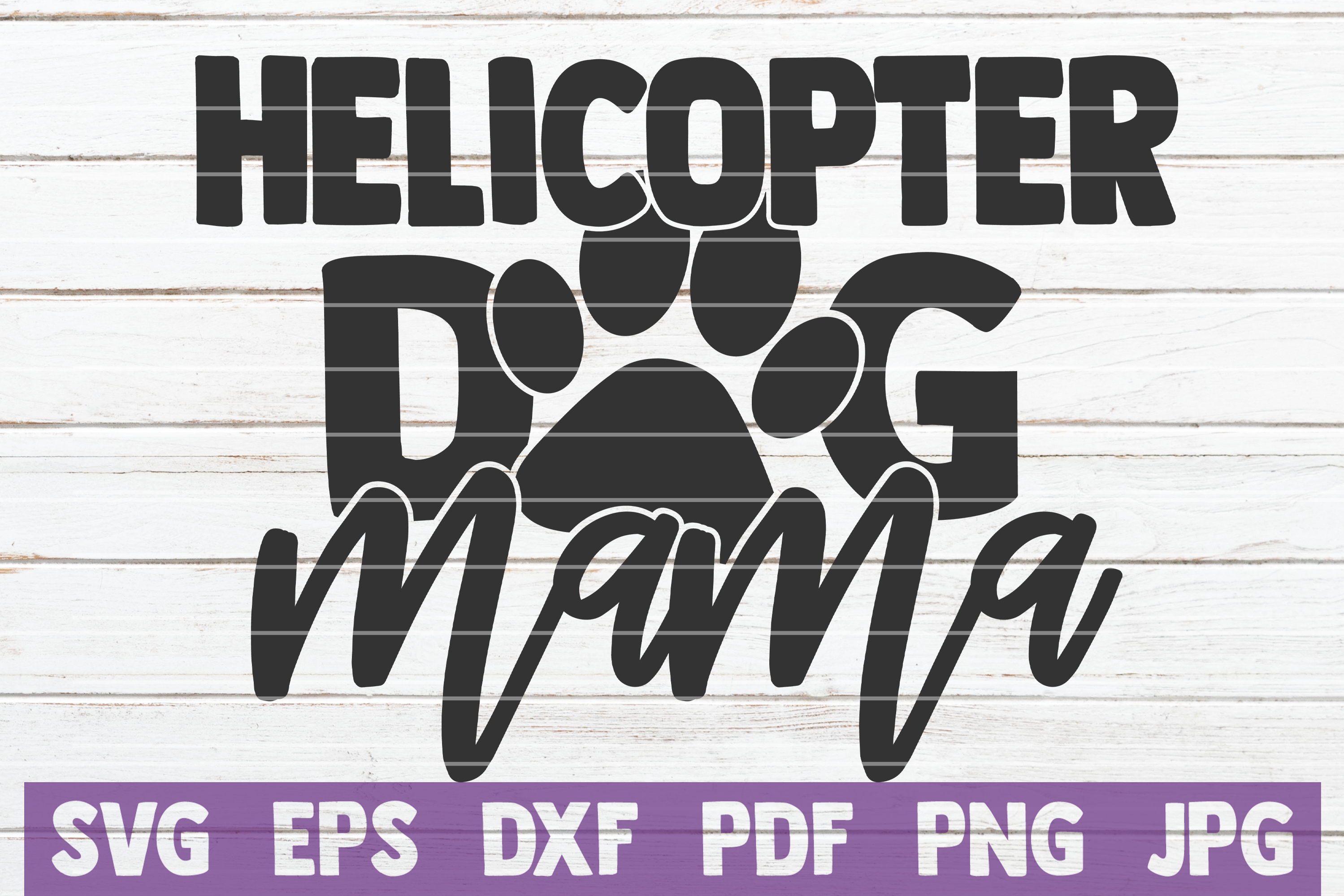 Pet Mom SVG Bundle | SVG Cut Files | Commercial Use example image 18