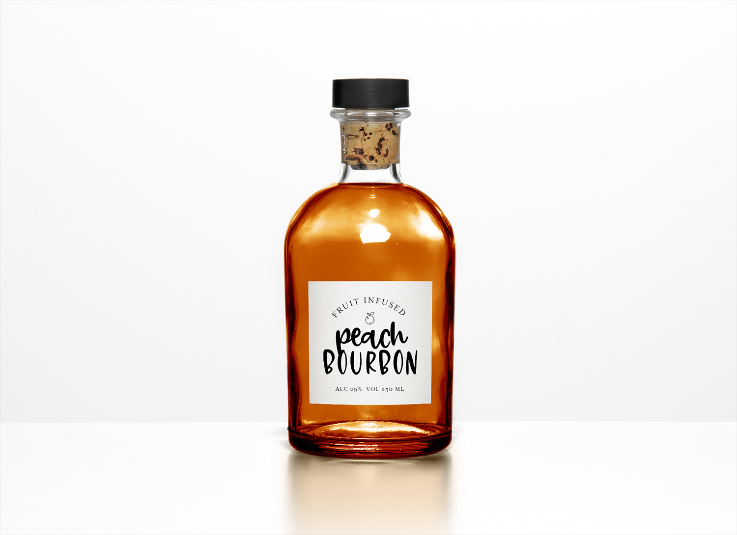 Peach Bourbon example image 4