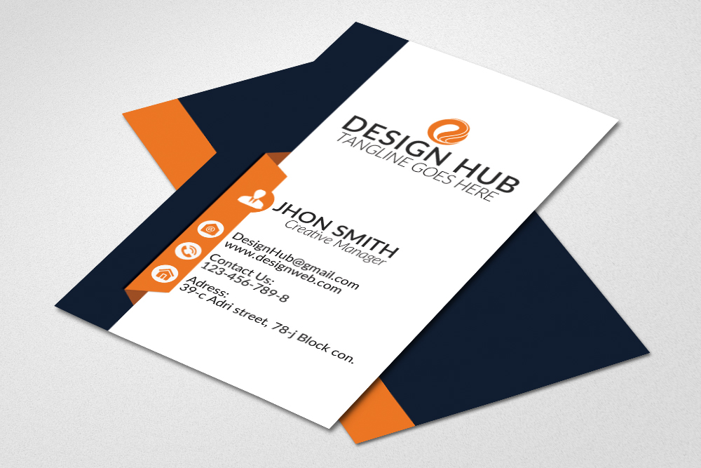 Professional Business Card example image 1