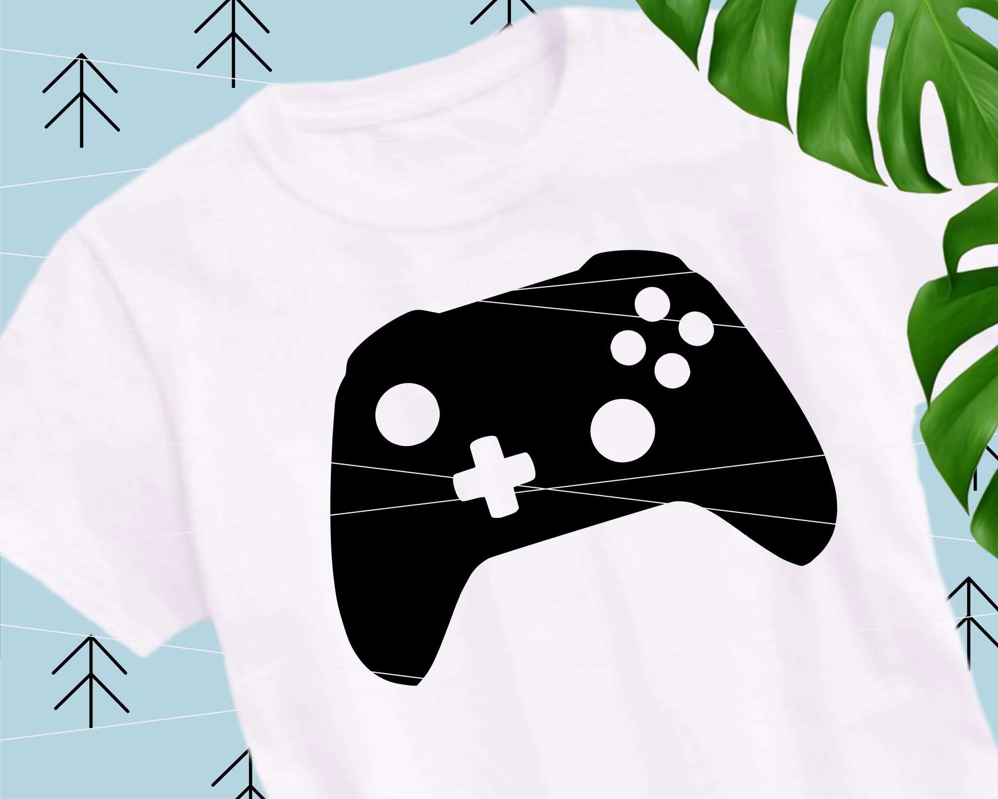 Game Controller svg example image 1