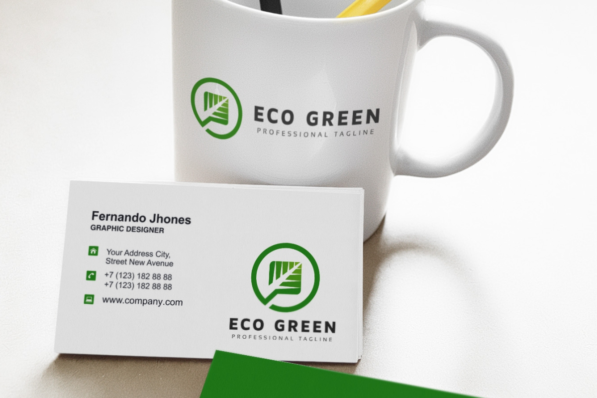Eco Green Logo example image 5