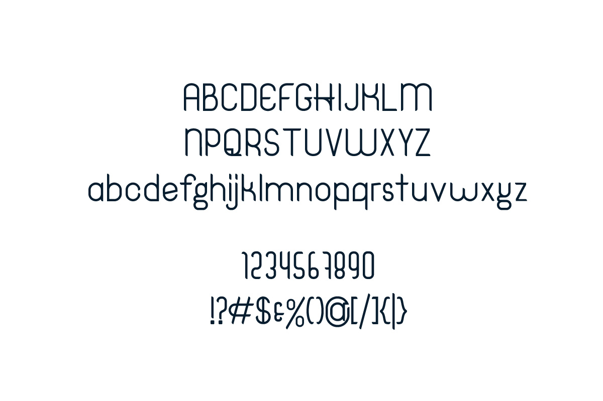 Hinge - Font Family example image 9