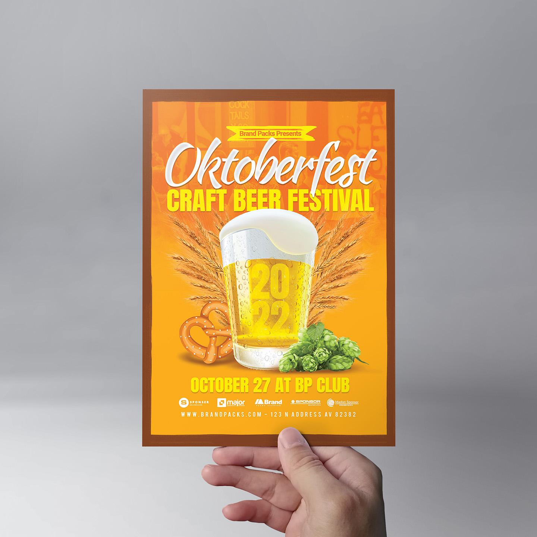 Oktoberfest Flyer example image 9