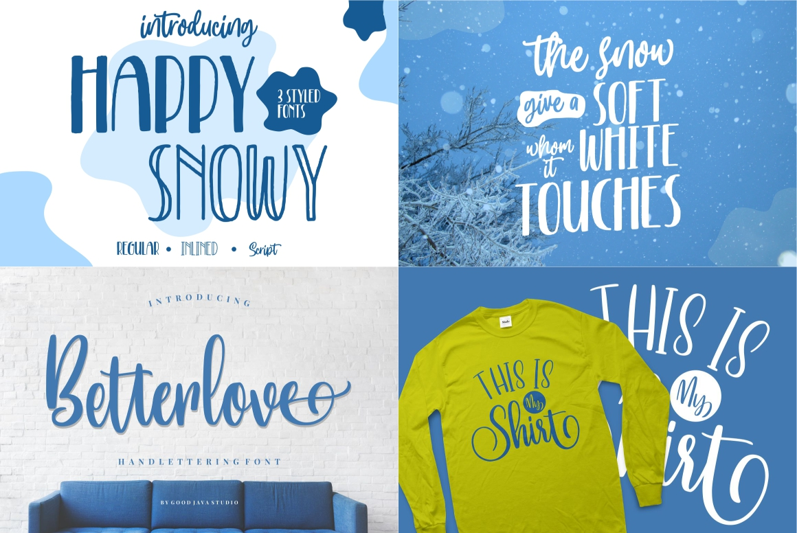 The Mega Valentine's Font Collections example image 12