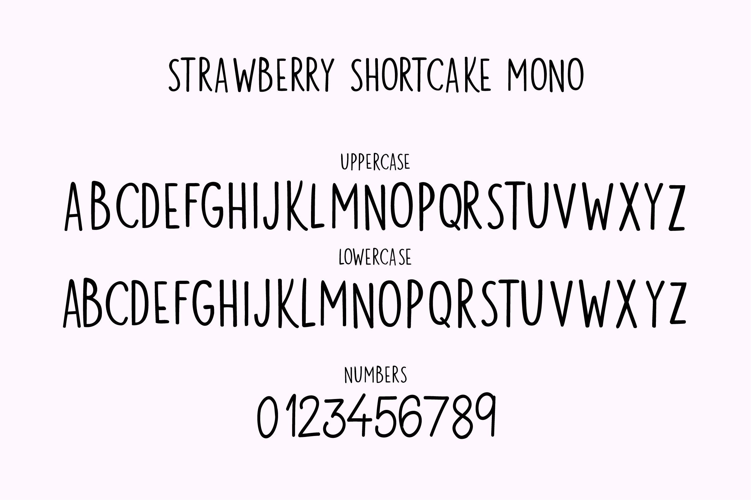 Strawberry Shortcake LOGO KIT  Bonus example image 8