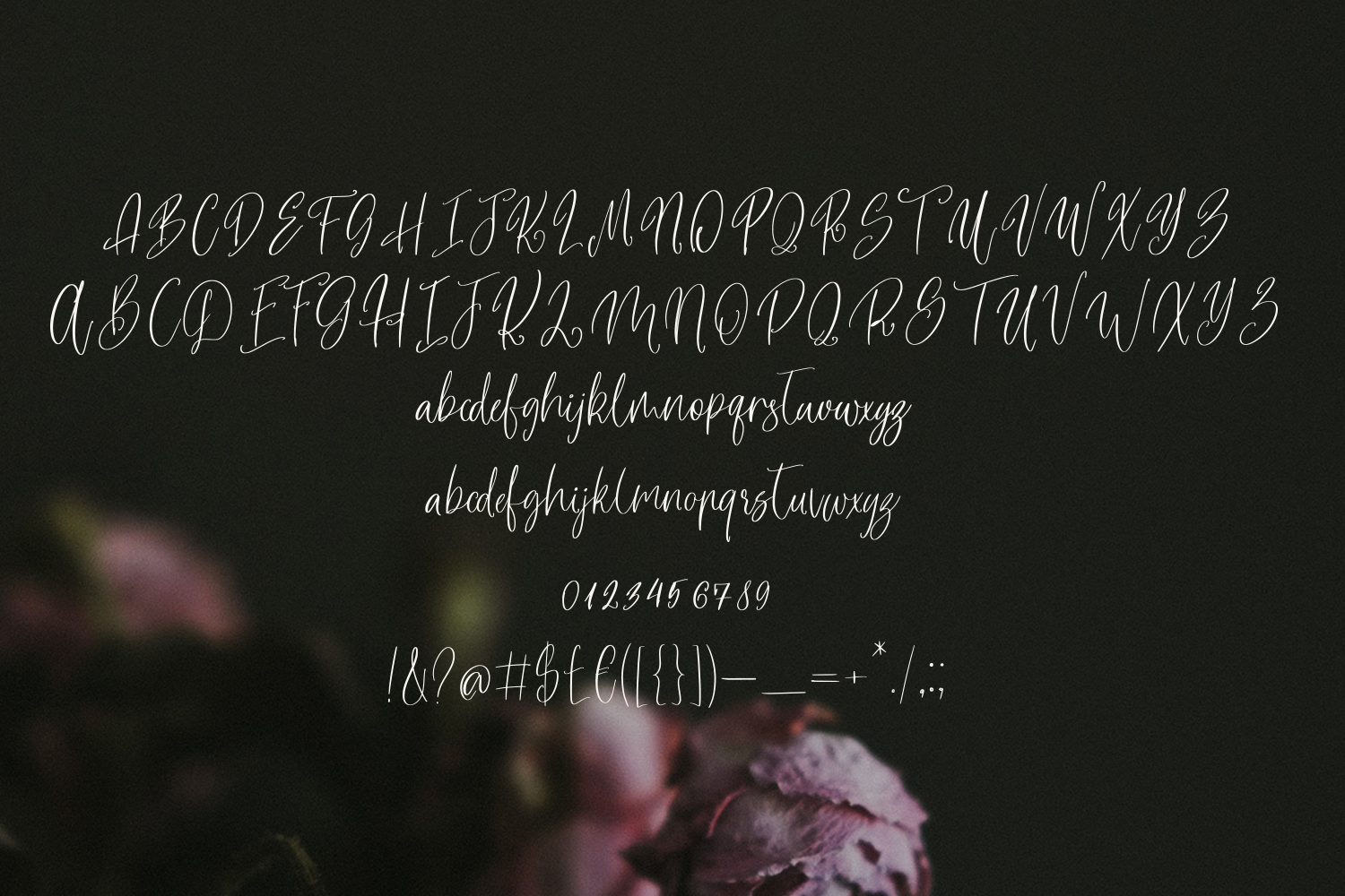 This Feeling Script Font example image 6