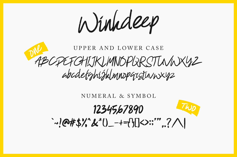 WinkDeep example image 8